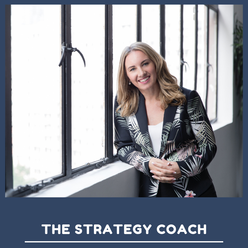 Janine Manning, The Strategy Coach at Work In Progress