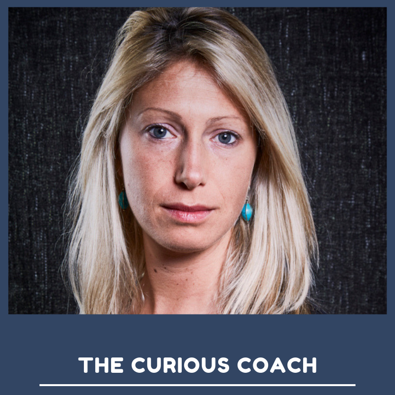 Anna Simpson, The Curious Coach at Work In Progress