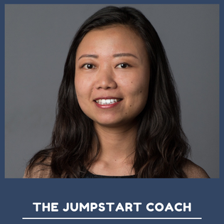 Vivica Xiong, The Jumpstart Coach at Work In Progress