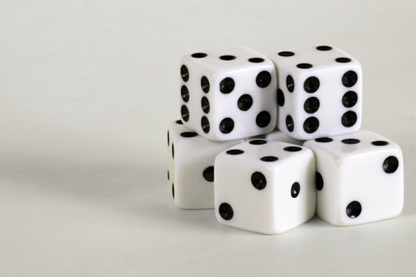 A set of dice: what's your game changer?